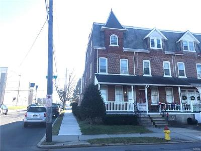 Single Family Home Available: 2000 West Chew Street