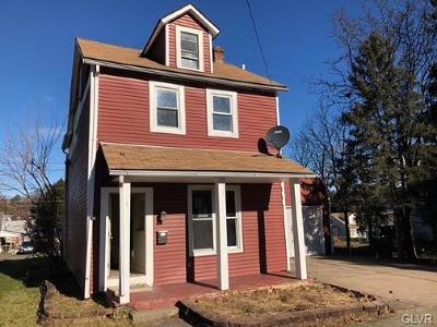 Single Family Home Available: 1512 Elliott Avenue