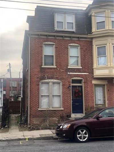 Multi Family Home Available: 1034 Turner Street