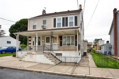Northampton Borough Multi Family Home Available: 408 East 5th Street