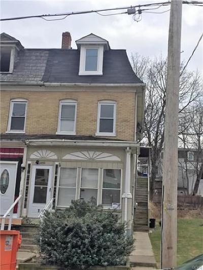 Multi Family Home Available: 1450 Lehigh Street