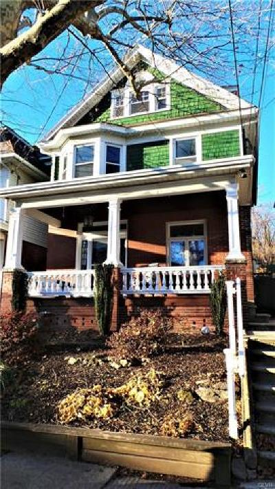 Single Family Home Available: 319 West Lafayette Street