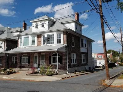 Single Family Home Available: 317 East Fairview Street