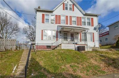 Multi Family Home Available: 351 West Nesquehoning Street