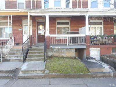 Single Family Home Available: 938 West Tilghman Street