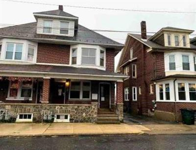Single Family Home Available: 1608 Ferry Street