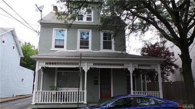 Single Family Home Available: 118 West Fairview Street #1st Floo