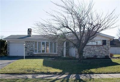 Single Family Home Available: 1243 Eaton Avenue