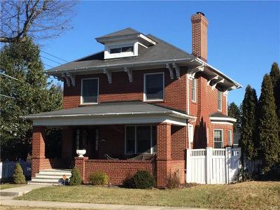 Single Family Home Available: 213 South 24th Street