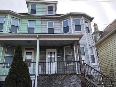 Single Family Home Available: 1122 Jackson Street