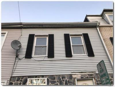 Single Family Home Available: 119 South 5th Street