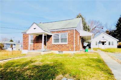 Emmaus Borough Single Family Home Available: 137 Lee Street