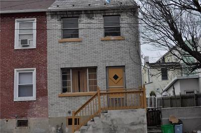 Allentown City Single Family Home Available: 27 West Liberty Street
