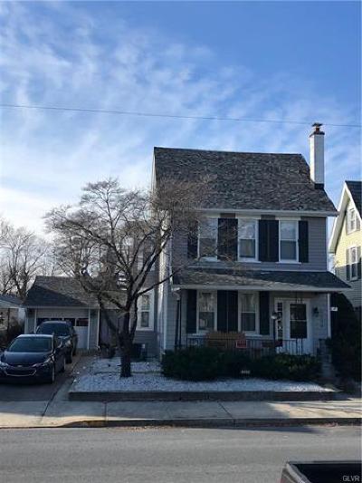 Northampton Borough Multi Family Home Available: 1324 Main Street