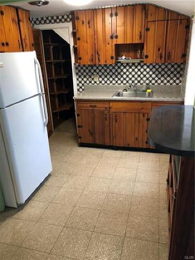 Allentown City Single Family Home Available: 7 North Irving Street