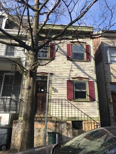Easton Single Family Home Available: 47 South 5th Street