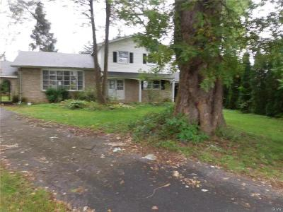 Allentown City Single Family Home Available: 5833 Hill Drive