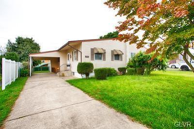 Bethlehem City Single Family Home Available: 1542 Fairmount Street