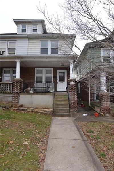 Single Family Home Available: 2026 Washington Boulevard