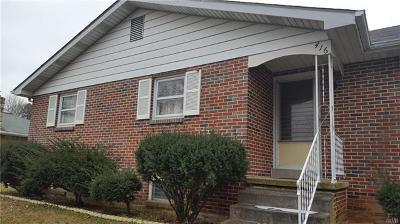 Allentown City Single Family Home Available: 416 East Tioga Street