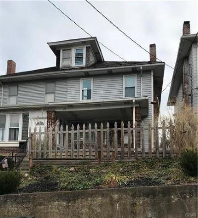 Single Family Home Available: 49 North Wright Street