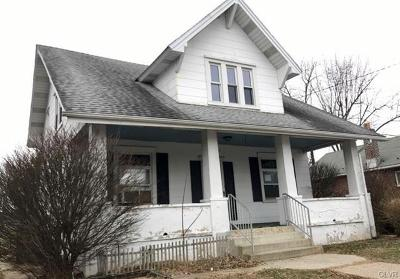Single Family Home Available: 1714 Chapel Avenue