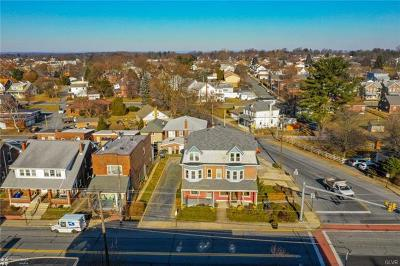 Emmaus Borough Multi Family Home Available: 705 Chestnut Street