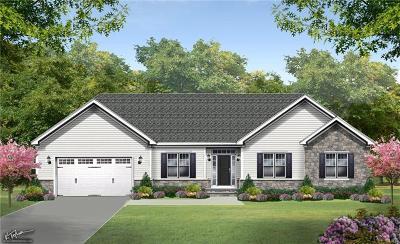 Single Family Home Available: 2450 Liberty Terrace #Lot 10