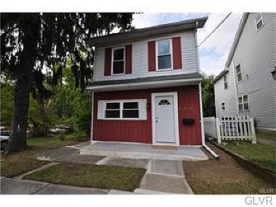 Single Family Home Available: 324 Union Street