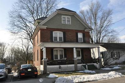 East Stroudsburg PA Single Family Home Available: $168,900