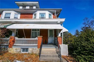 Bethlehem City Single Family Home Available: 704 West Market Street
