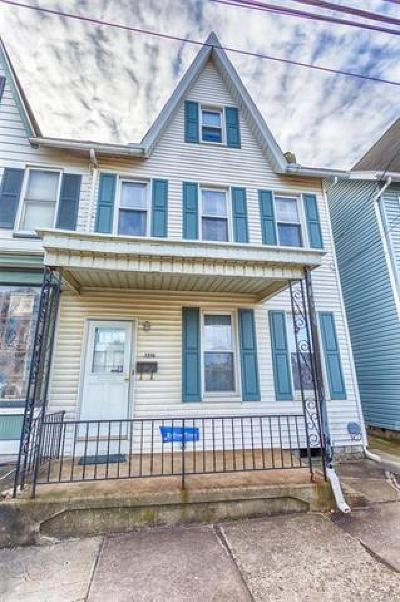 Multi Family Home Available: 1216 Butler Street