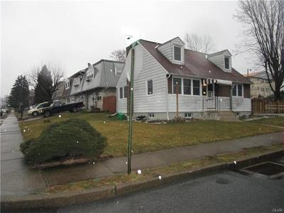 Allentown City Single Family Home Available: 756 East Green Street