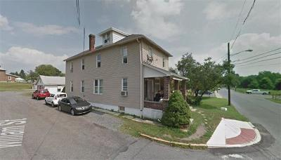 Northampton Borough Single Family Home Available: 1651 Canal Street #2