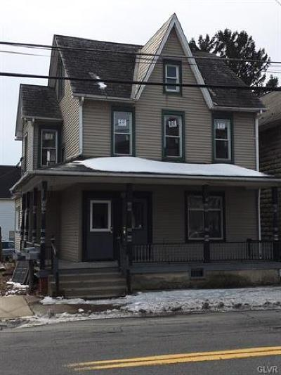 Nazareth Borough Single Family Home Available: 127 Mauch Chunk Street #1A