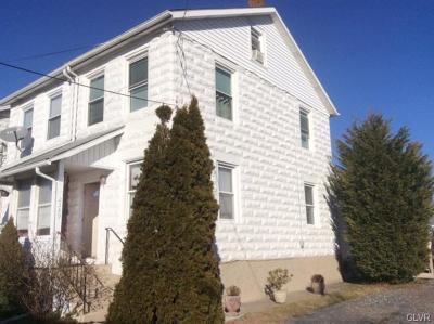 Northampton Borough Single Family Home Available: 2389 Dewey Avenue