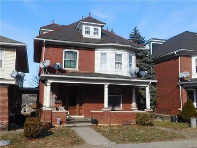 Multi Family Home Available: 1915 Ferry Street
