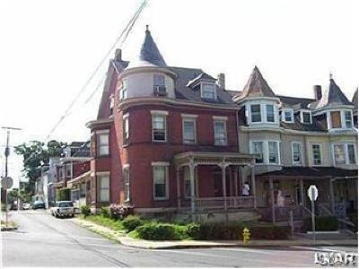 Multi Family Home Available: 129 South 7th