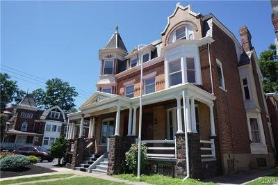 Multi Family Home Available: 1447 Hamilton Street
