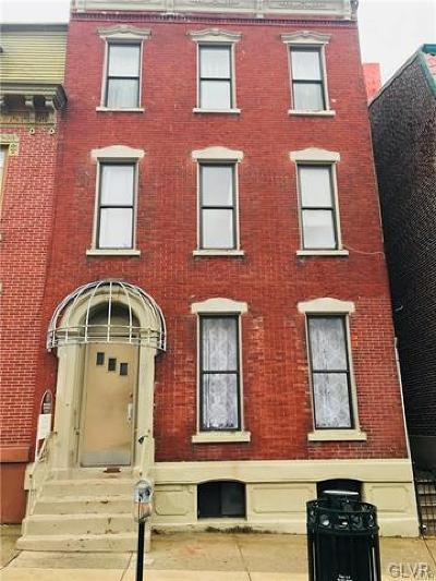 Multi Family Home Available: 213 North 7th Street