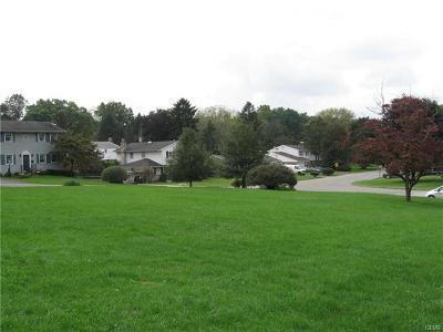Bethlehem City Residential Lots & Land Available: Buckingham Drive