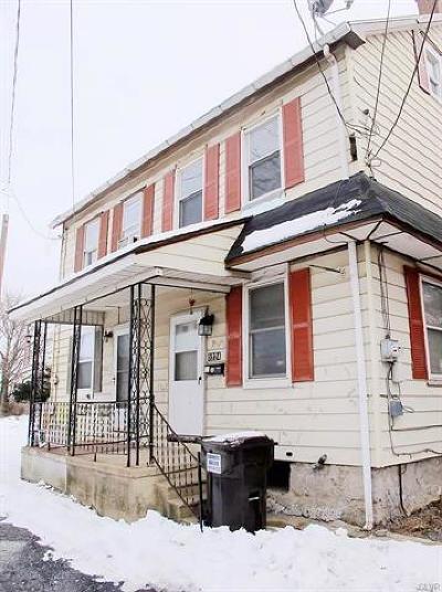 Single Family Home Available: 1224 Railroad Street
