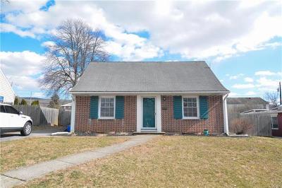 Emmaus Borough Single Family Home Available: 164 Jefferson