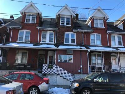 Bethlehem City Single Family Home Available: 506 Cherokee Street