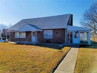 Single Family Home Available: 8515 Claussville Road