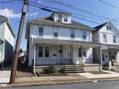 Single Family Home Available: 812 Miller Street