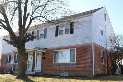 Emmaus Borough Single Family Home Available: 655 Harrison Street