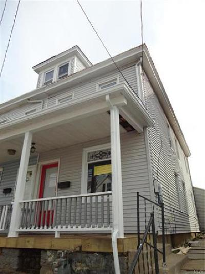 Single Family Home Available: 1082 West Berwick Street