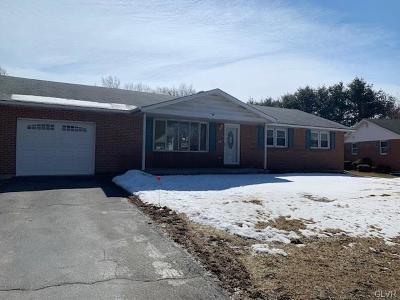 Single Family Home Available: 2425 Winston Road