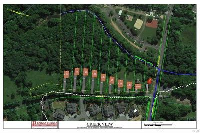 Bethlehem City Residential Lots & Land Available: 2105 Creek Road